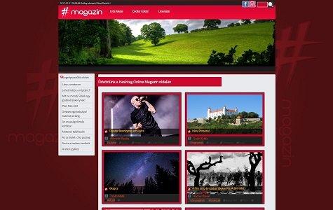 Társkereső oldal webdesign